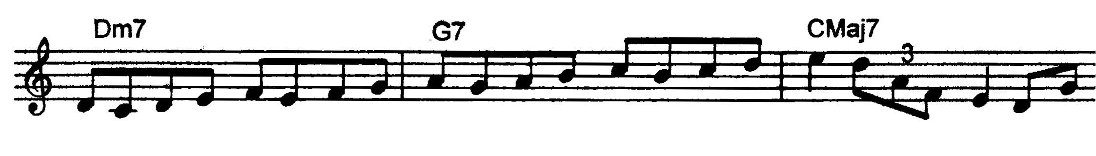Dominant scale ii V7 I Jazz lick  | Jazz Trumpet Licks